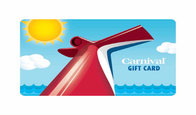 Carnival Gift Card Program